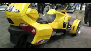 8. 2013 Can-am Spyder RT