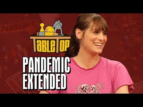 TableTop Extended Edition: Pandemic (видео)