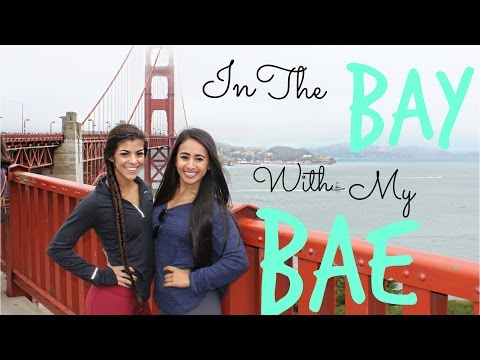 IN THE BAY WITH MY BAE CRISTAL (видео)