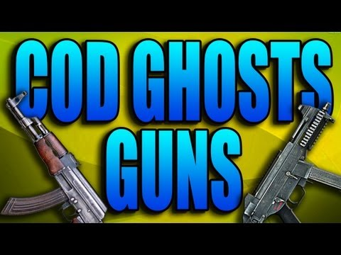 guns - More great videos on the way! Thanks for your support! ○ New Black Ops 2 Patch! http://youtu.be/JC4lvMn1XtE ○ COD Ghosts DLC, MP, and more: http://youtu.be/-...