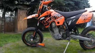 10. KTM SMR 525 Körbejárós  :)