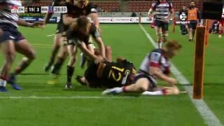 Chiefs v Melbourne Rebels Rd.13 2016 | Super Rugby Video Highlights