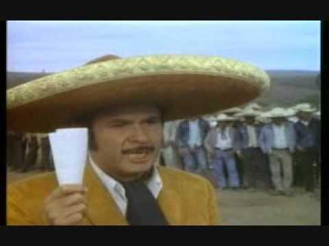 Antonio Aguilar La Yegua Colorada