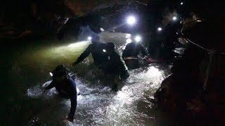 Video Diving expert explains challenges of Thailand cave rescue MP3, 3GP, MP4, WEBM, AVI, FLV September 2018