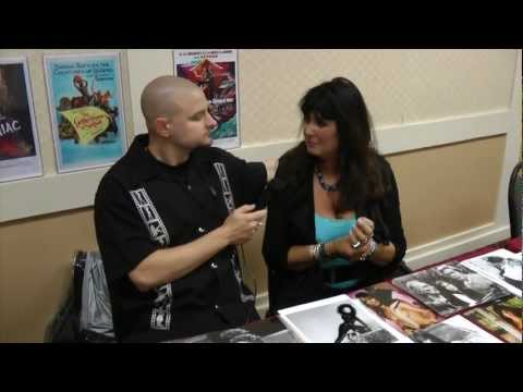 Interview with Caroline Munro (видео)
