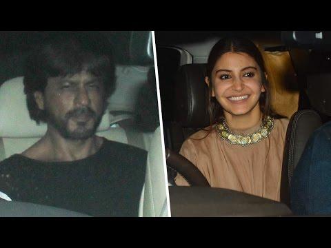 Shah Rukh Khan And Anushka Sharma Watch Phillauri