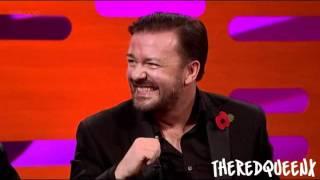 Video Johnny Depp & Ricky Gervais on the Graham Norton show [3/3] MP3, 3GP, MP4, WEBM, AVI, FLV April 2018