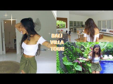 My Bali Villa ! House Tour