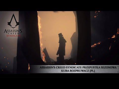 Głownym elemntem Przepustki sezonowej do gry Assassin's Creed Syndicate bedzie dodatek Kuba Rozpruwacz