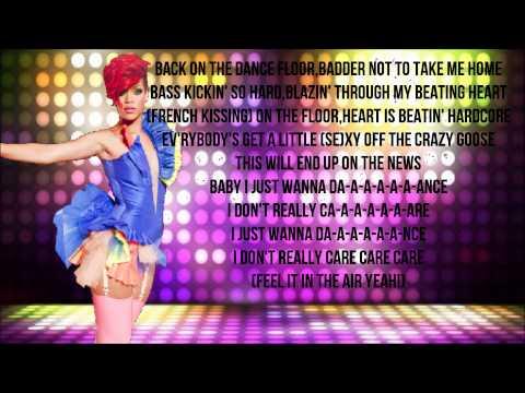David Guetta feat. Rihanna - Who's That Chick? (Edited) (Lyrics Video)