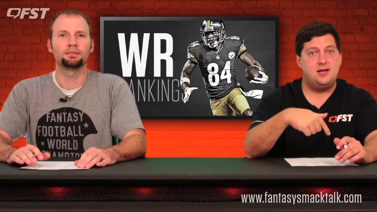 Fantasy Football Week 7 Player Rankings thumbnail