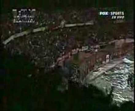El Cúcuta Deportivo en el Copa Libertadores del 2007