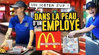 Download Video UNE JOURNÉE DANS LA PEAU D'UN EMPLOYÉ MCDO 🍔 MP3 3GP MP4