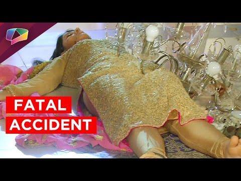 Kaali meets with an accident in Kaala Teeka