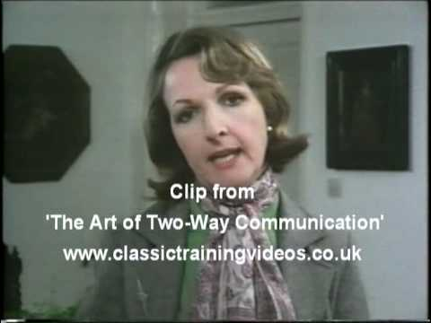 The Art of Two-Way Communication - Clip from the DVD