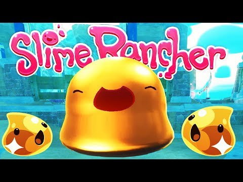 Unlocking the Golden Gordo and Master Slime Trap! - Let's Play Slime Rancher Gameplay