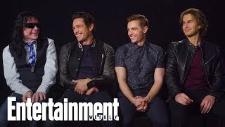 Video The Disaster Artist: James Franco Talks About His Obsession With Tommy Wiseau | Entertainment Weekly MP3, 3GP, MP4, WEBM, AVI, FLV Maret 2018