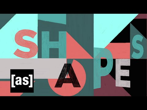 """Yet another unique, entertaining, and bizarre Adult Swim Video: """"Shapes"""""""