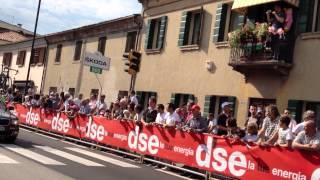 Vedelago Italy  City new picture : Giro D'Italia 2012 stage 18 - vedelago