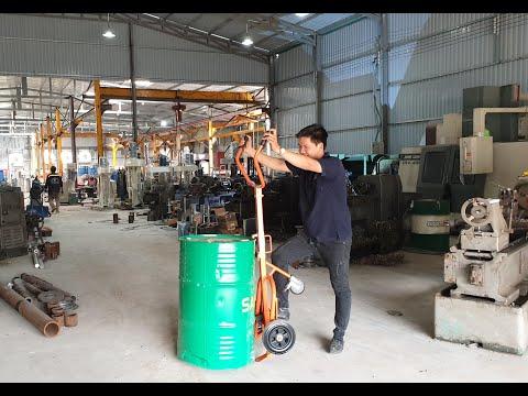 Hướng dẫn sử dụng xe đẩy 3 bánh DE 400 Lh 0909 216 299 Mr Toàn