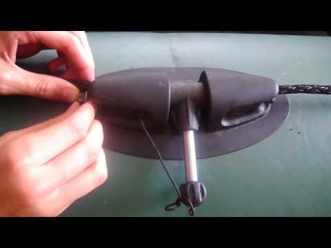 как ремонтируют пвх лодки видео