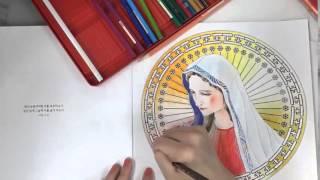 평화와 안식을 주는 명동 성당 대한민국을 대표하는 명동 성당 컬러링북