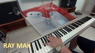 Video Fall Out Boy - Immortals ( Big Hero 6 ) Piano by Ray Mak MP3, 3GP, MP4, WEBM, AVI, FLV Januari 2018