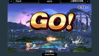 Hokkaido Smash Tournament 8 Grand Finals: Pascal (ZSS) vs. Married MILF KabaYoshi (Palutena)
