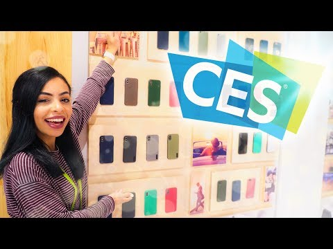 Best iPhone X Accessories at CES 2018! (видео)