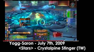 Quick montage of world firsts from tiers 1 through 16.  Vanilla, BC, Wrath, Cata then MoP.  Fun to reminisce and crazy to think how old this game is!