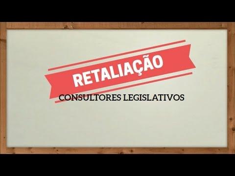 RETALIAÇÃO AOS CONSULTORES LEGISLATIVOS