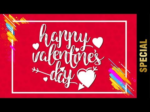 HAPPY VALENTINES DAY | Valentine's Special Songs | Latest Punjabi Romantic Songs 2018