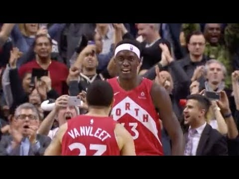 Pascal Siakam Hits Buzzer-Beating Game-Winner To Beat Phoenix Suns | Jan. 17, 2019
