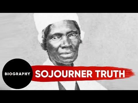 Sojourner Truth - Civil Rights Activist | Mini Bio | BIO