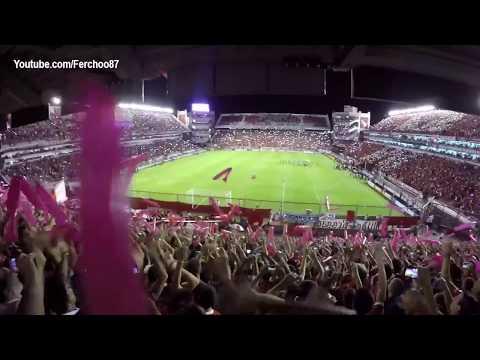 Independiente 1-1 Gremio | Recopa - Hinchada del Rojo - La Barra del Rojo - Independiente - Argentina - América del Sur