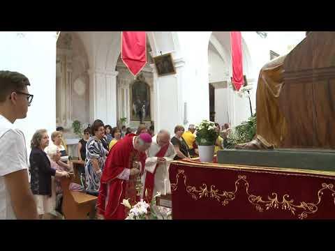 Miglionico(MT). La festa per i Santi patroni Pietro e Antonio