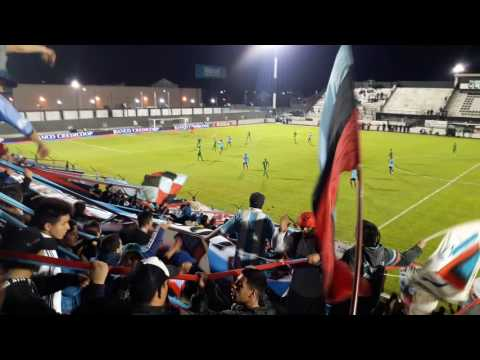 Hinchada de Brown de Adrogue en Caseros vs Sarmiento (Copa Argentina 2017) Video 5 - Los Pibes del Barrio - Brown de Adrogué