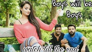 Video Boys will be Boys | AMIT BHADANA MP3, 3GP, MP4, WEBM, AVI, FLV Oktober 2017