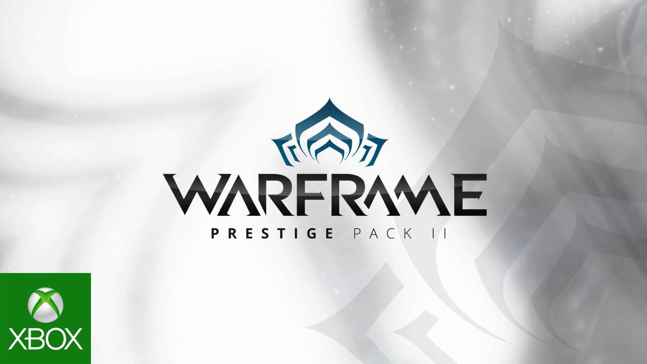 Warframe Prestige Pack II