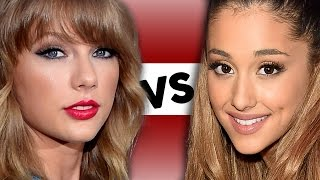 Taylor Swift VS Ariana Grande – Best Album of 2014