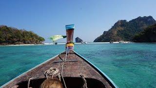 Thailand 2016 Phi Phi Island and Krabi GoPro Hero 3 & 4