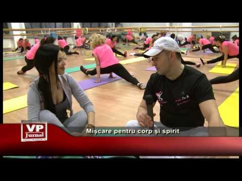 Mișcare pentru corp și spirit