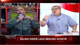 Video Ahmad Dhani dan Razman Arif Saling Serang Soal Sindiran Lewat Lagu - Special Report 03/12 MP3, 3GP, MP4, WEBM, AVI, FLV Desember 2018
