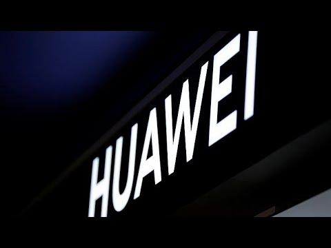 USA: Klage gegen Telekom-Riesen Huawei aus China