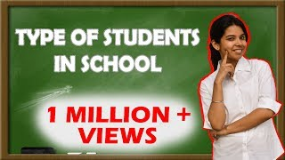 Video Types of Students in School | Re-live Your School Days | The Half-Ticket Shows MP3, 3GP, MP4, WEBM, AVI, FLV Januari 2018