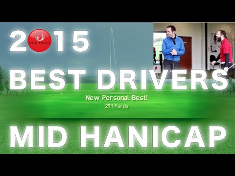 THE 2015 BEST DRIVERS BY MID HANDICAPPER