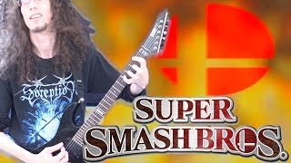 A Metal Tribute to Super Smash Bros
