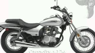 6. Kawasaki EL 125 Eliminator - Specs [traciada]