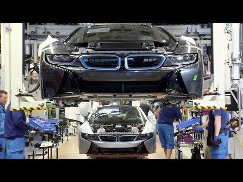 production - BMW i8 deliveries to customers starting in June. Plug-in hybrid system developed and produced by the BMW Group represents the latest development stage of Eff...