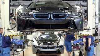 Video ► The BMW i8 Production MP3, 3GP, MP4, WEBM, AVI, FLV Desember 2017